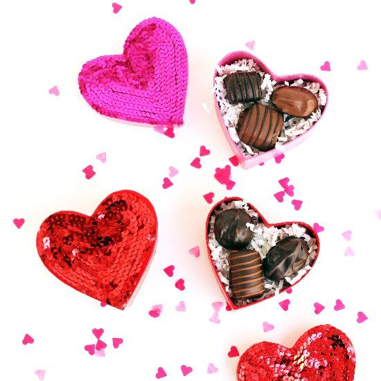 126 best DIY Valentine\'s Day images on Pinterest   Valantine day ...