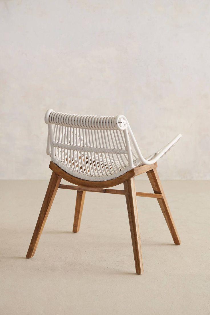 Scrolled Rattan Chair - anthropologie.com   by Jodie Darmawan (https://www.behance.net/jodiedarmawan)