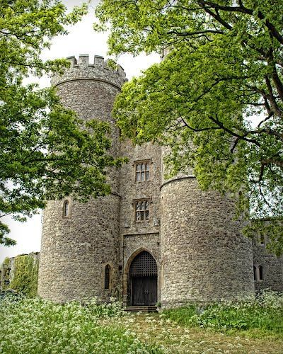 Saltwood Castle, Kent, UK