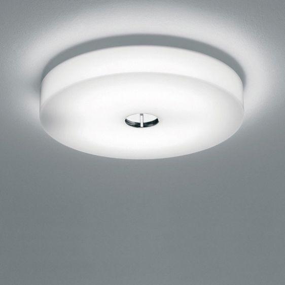 Button (Tworzywo - biały/biały) - Flos | Designerskie Lampy & Oświetlenie LED