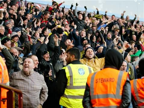 FANS INVITED TO AIR THEIR VIEWS ON ALL THINGS TO DO WITH BURTON ALBION