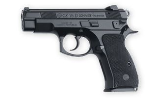 CZ75 D PCR.  My new toy.