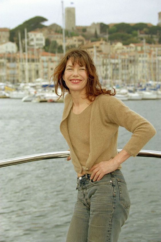 Jane Birkin in France