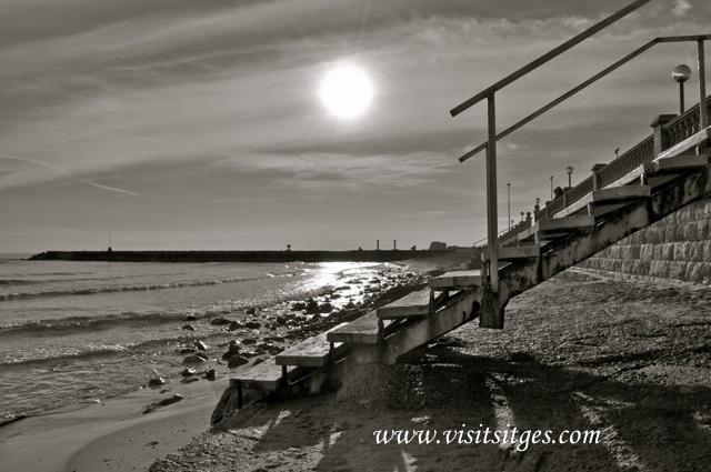 Sitges Playa by Sitges - Imágenes de Sitges, via Flickr