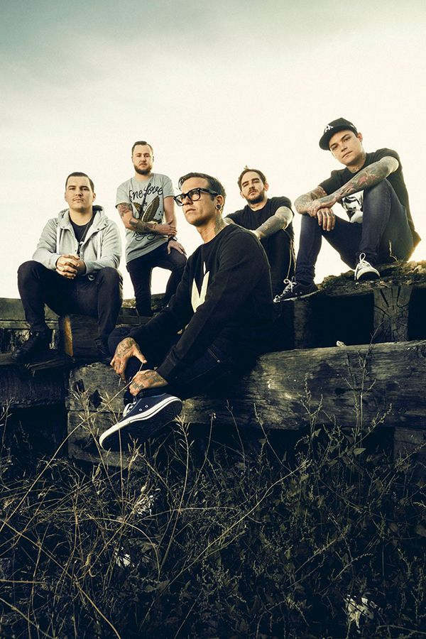 WATCH | The Amity Affliction - 'Pittsburgh' - #AltSounds