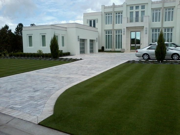 17 best images about travertine tiles pavers on for Tile driveway