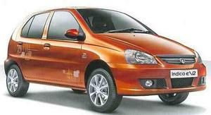 Tata Indica ev2 where 'e' is for economical launched by Tata Motors starting price of Rs 2.95 lakh which is available in both diesel and petrol Tata Indica ev2 Variants such as Tata Indica eV2 L BS IV, Tata Indica eV2 GLS BS IV