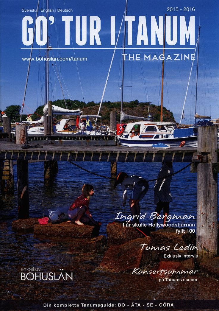 https://flic.kr/p/L6Dcxj | Go' Tur i Tanum The Magazine 2015-2016_1; Vastra…