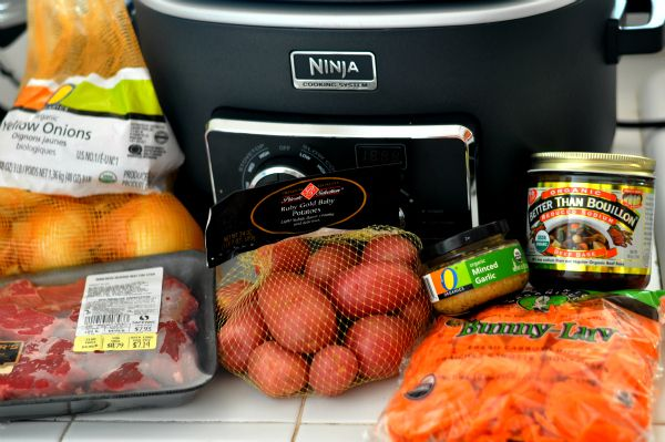 Ninja 3-in-1 Cooking System: Beef Stew Recipe – Giveaway