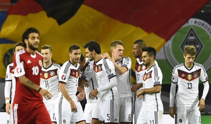 Clasificación Eurocopa 2016: Alemania no adorna su clasificación - MARCA.com