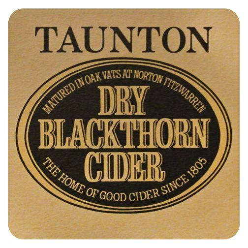 Taunton Dry Blackthorn Cider