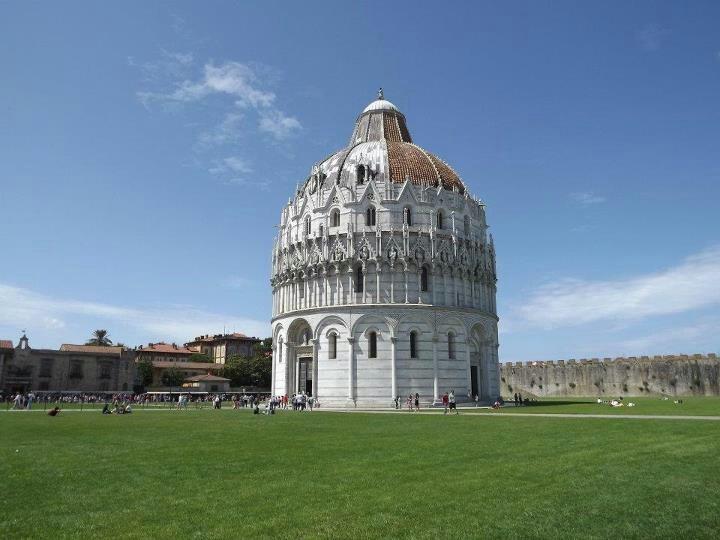 Babistry in Pisa