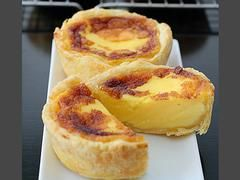 Portuguese Sweet Egg Tarts...