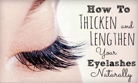 The Ultimate Beauty Guide: 5 Ways to Naturally Lengthen Eyelashes