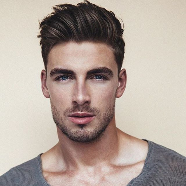 Gents Haircuts + Mens Cool Hairstyles + Classic Haircuts + Male Hairstyles  2017 + Pompadour Haircuts + Fade Haircuts + Male With Cool Hairstyles +  Haircuts ...