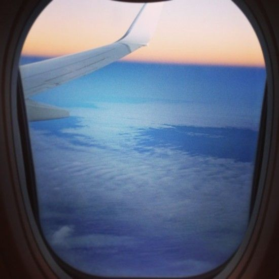 Cómo mantener la frescura en vuelos largos