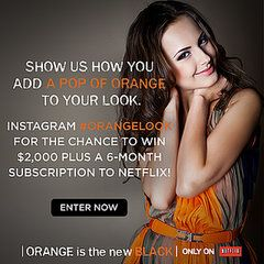 Enter on #instagram for a chance to win $2,000 & a Netflix Subscription.