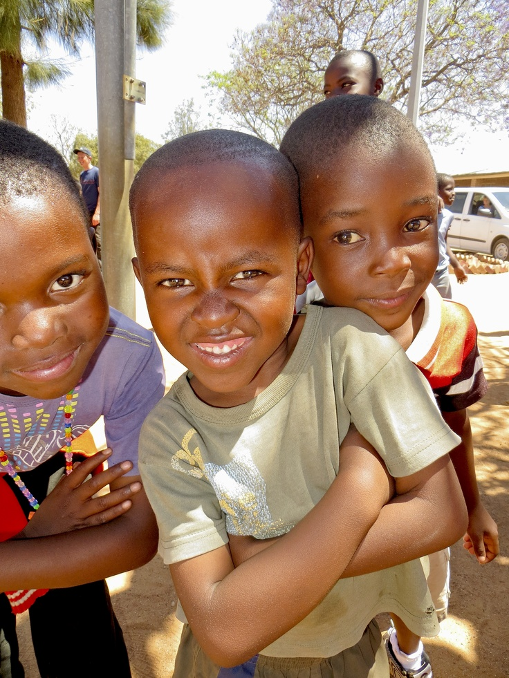 Read about stories from Jim Blessman that works with Blessman Ministries in South Africa.