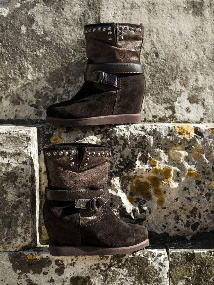 #Fred #Ankle #Boots www.keepfred.gr