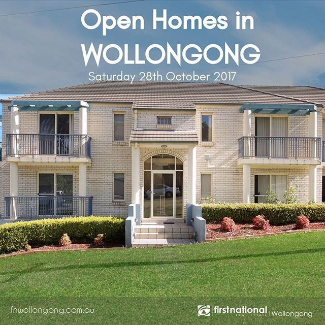 Open Homes in Wollongong  Saturday 28th October 2017    These ready to move into cosy homes are open for viewing tomorrow - This is our last open home for October! 🏚️🏚️ #IllawarraProperties #WeLoveTheGong #househunting #newhome #fnrewollongong #fnre #ruralstyle #likeforlike #likeforlikealways #beautifulhome