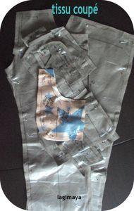 Tuto montage d'un pantalon