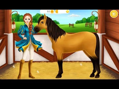 Princess Horse Club - Baby Take Care of Cute Pony - Care games for kids