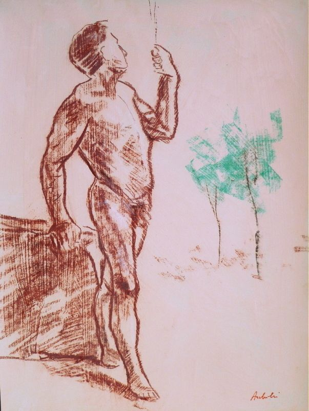 archilei, quadri, olio, dipinti, dipinto, quadro,moderni, tele,nudi