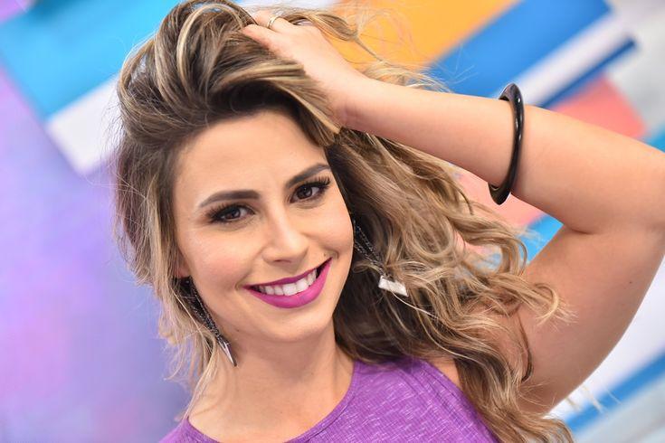 Mix elegante: stylist comenta look da Daiane Fardin do