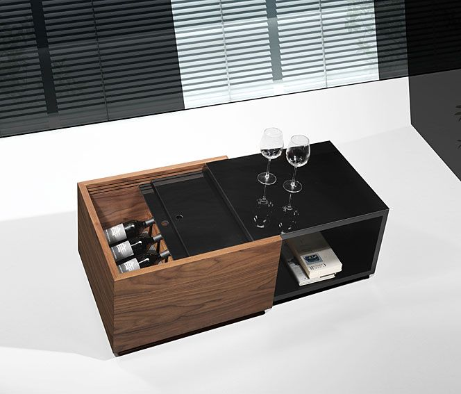 mesa moderna centro box