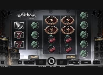 NetEnt's Motorhead slot is a 76 payline video slot that boasts a range of special features, including a free spins round offering 10 free spins --> http://hyperurl.co/MotorheadSlot