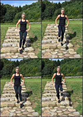 keep fit with BoNo: Vyraž na schody 2. část