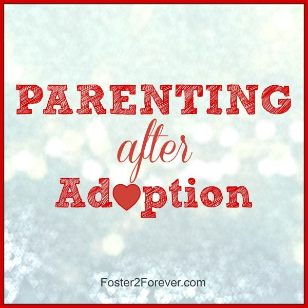 Check out all these parenting tips and techniques to use after adoption.  Great resource for foster parenting too.