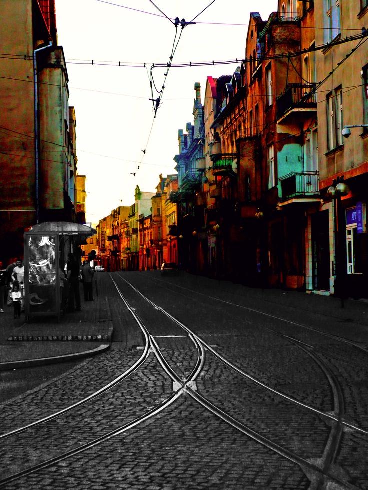 Torunska street