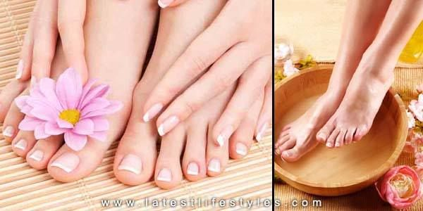 Pedicure Procedure at Home | Life with Style