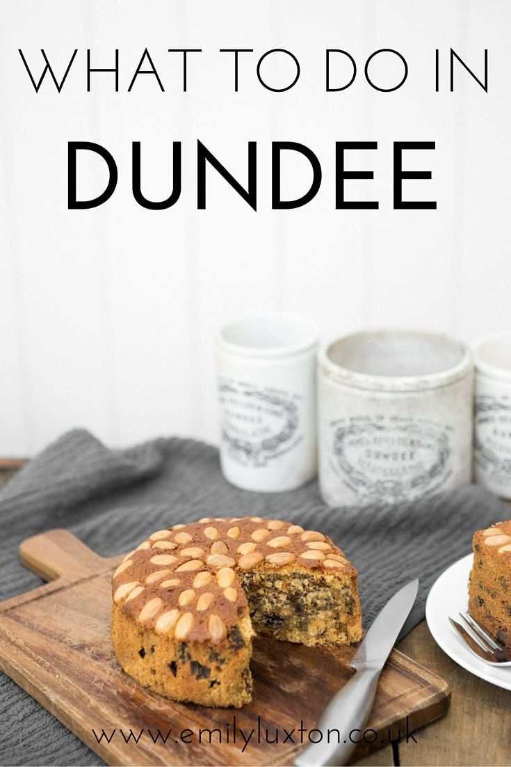Creative and Fun Things to do in Dundee, Scotland