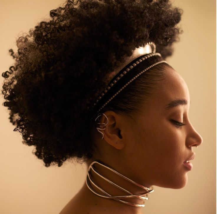 Pin by Alex Sander on jewelry | Pinterest | Hair, Natural hair styles and Hair styles