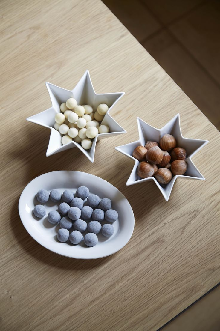 The Sirio bowls from Kähler are a absolutely must for Christmas
