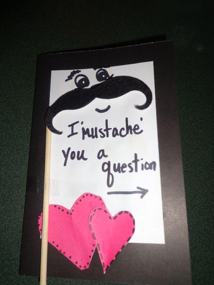 @Jeana Coleman Super cute! Homemade Valentine Card Ideas for Kids
