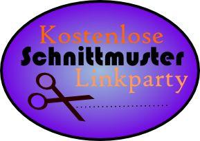 Kostenlose Schnittmuster Linkparty | Nähfrosch