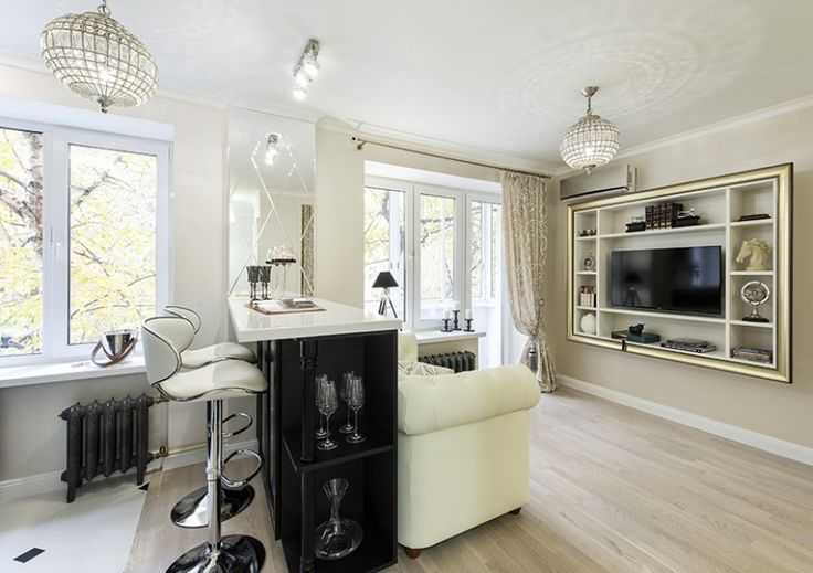 The perfect way tomake atiny apartment into awonderfully spacious home
