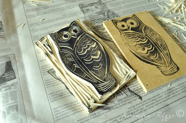 Best stamp carving stampin up style more images on
