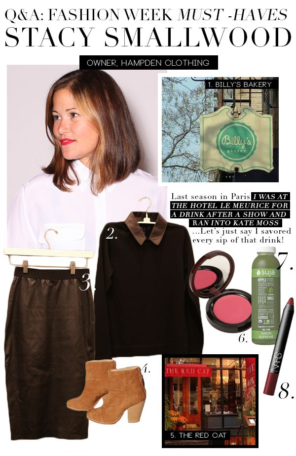 The Red Cat restaurant, 10th ave, NYC. (Stacy Smallwood Shares Her Fashion Week Must-Haves)