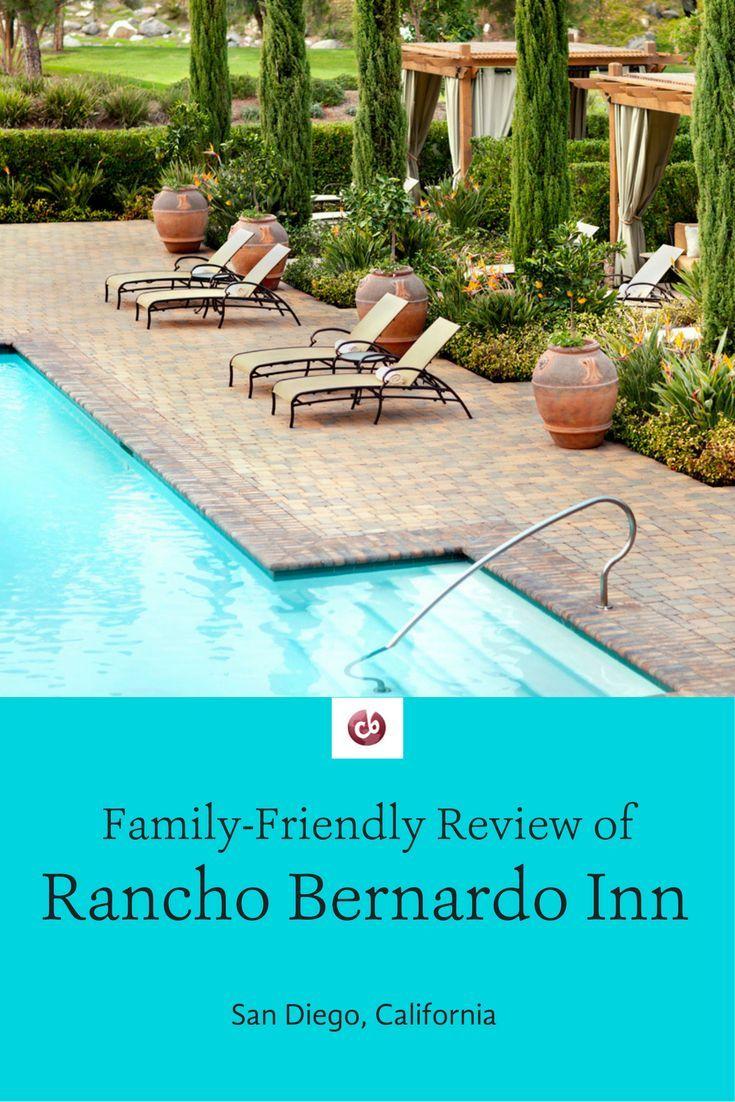 Review and Highlights of Rancho Bernardo Inn, San Diego with Kids