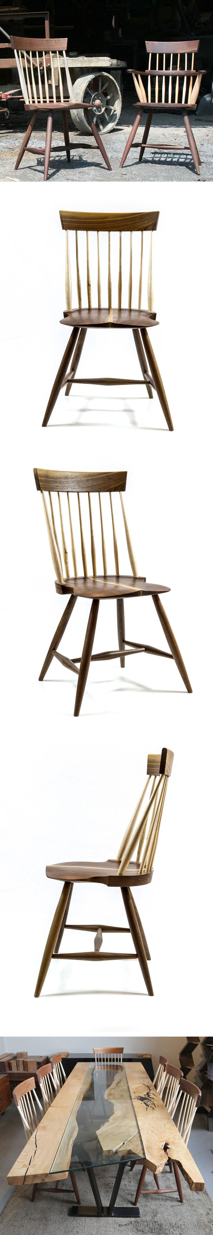 Berkshire Chair Craftsmanship And Woodworking Skills Are Incorporated Here  For A Simple Yet Sophisticated Dining Chair