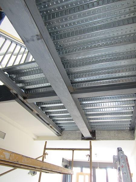 12 best radiadores images on pinterest radiators for Forjado estructura metalica