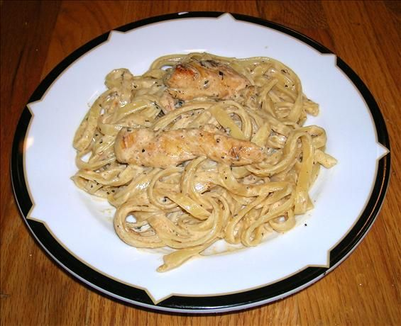 Red lobster Cajun chicken pasta - I've been making this stuff since my college years...definitely a keeper! Lots you can do to change it up/add to it too.