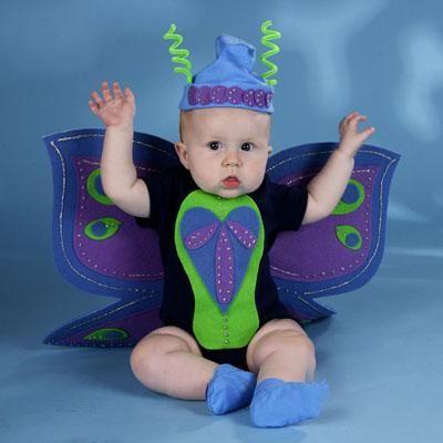 Enchanted Wings - Baby Halloween costume