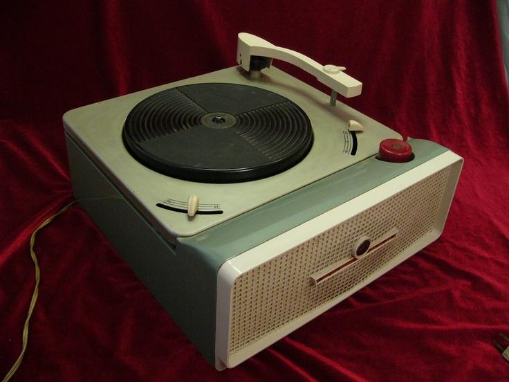1950s Rca Record Player – Home Exsplore