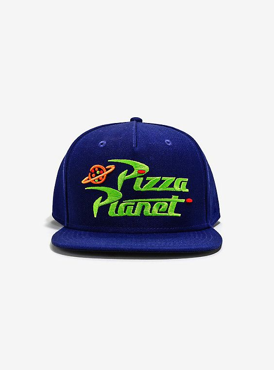 Disney Pixar Toy Story Pizza Planet Snapback Hat,