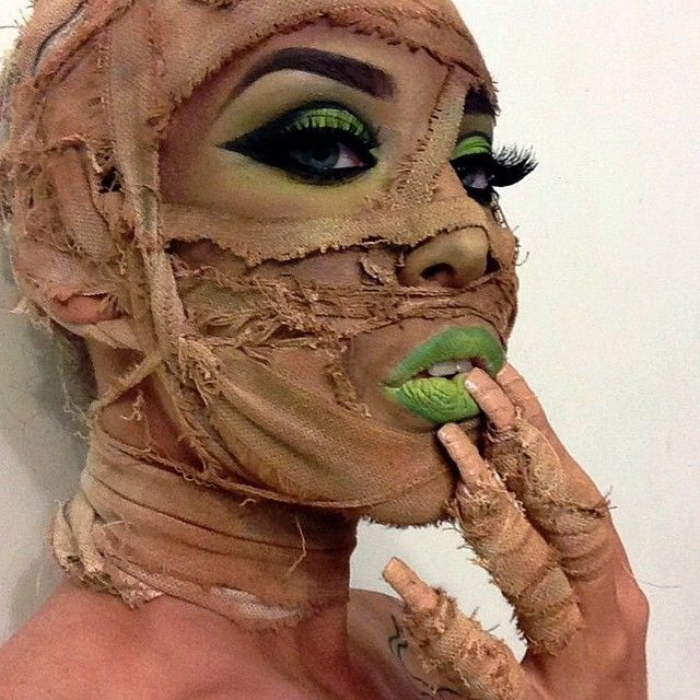 58 Best Mummy Makeup And Costumes Images On Pinterest -3926